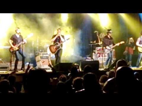 Randy Houser - Boot On - Porterfield Country Music Fest - Wisconsin - 2013
