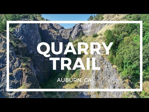 Quarry Hiking Trail In Auburn CA