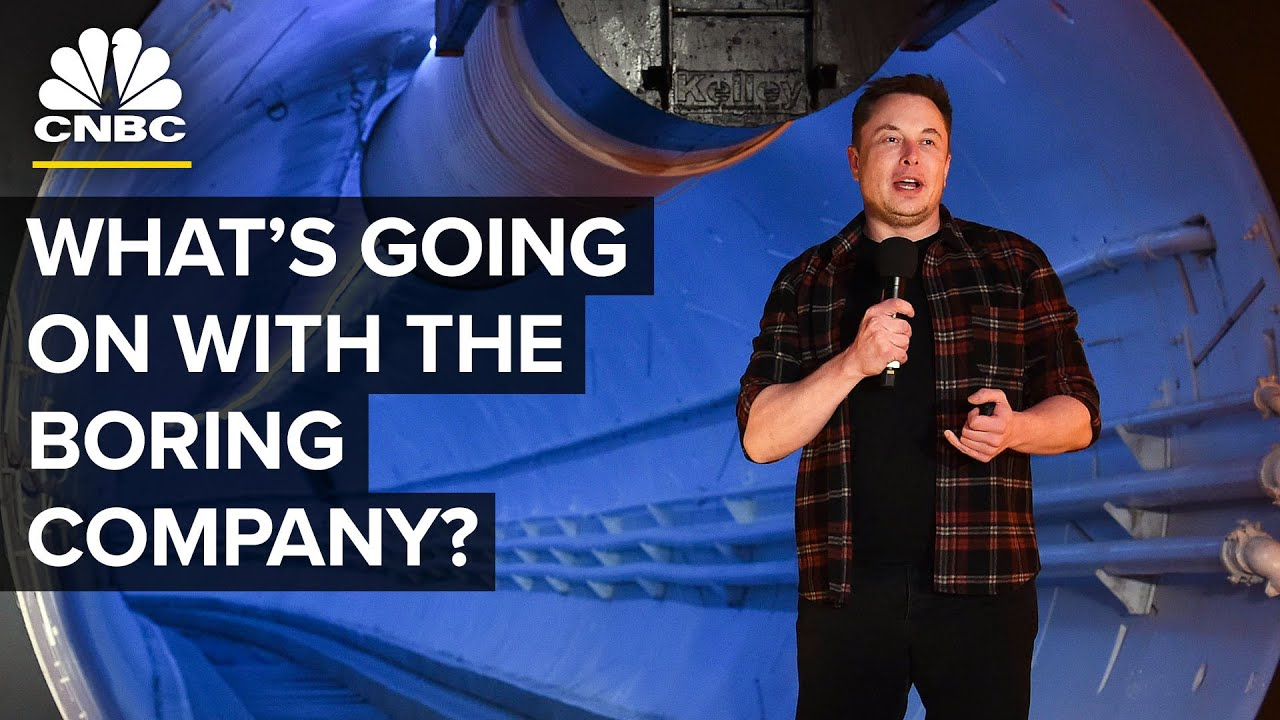 Why Elon Musk's Boring Company Isn't Fixing Traffic Anytime Soon