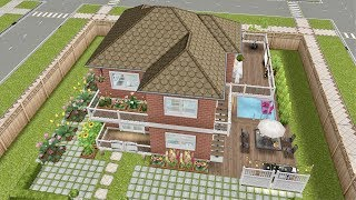 sims freeplay story two mansion plans floor plan unusual designs
