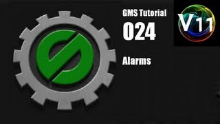 GameMaker Studio Tutorial 024: Alarms