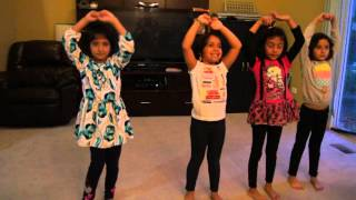 kids dance baby doll bollywood song