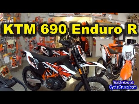 2015 KTM 690 Enduro R - Owner Review | New Motorcycle Search