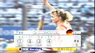 1992 Olympics ~ Heike Drechsler LJ