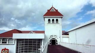美ヶ原高原美術館で15:00にアモーレの鐘を聴きました!