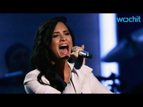 Demi Lovato Kills Her First Grammy...