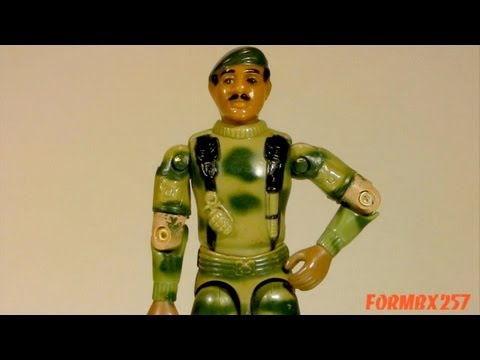 1982 G.I. Joe Stalker (Ranger) review