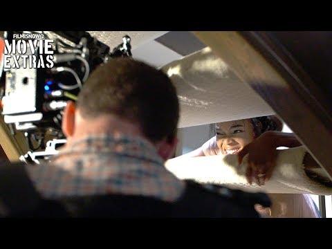 BREAKING IN (2018)   Behind the Scenes of Thriller Movie