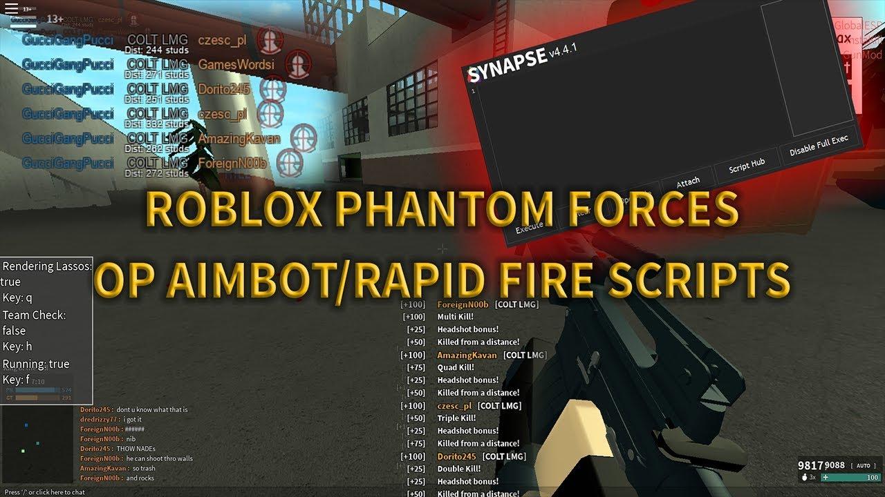 My Hack Roblox Hack Pf Xray Free Phantom Forces - New Roblox Hack Script Phantom Forces Exploit Combo