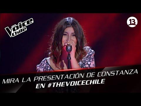 The Voice Chile | Constanza García - Pumped up kicks