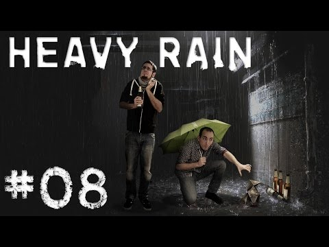 Let's Play HEAVY RAIN [HD+] #08 - Move, bitch! Get out the way!