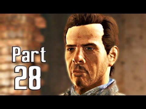 Fallout 4 - Part 28 | Boston Public Library | Home Plate | Diamond City Blues |