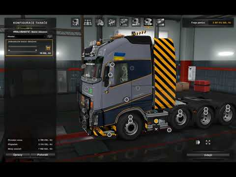 [ETS2]Euro Truck Simulator 2 Volvo FH16 (2013) Ohaha (1.31.1)