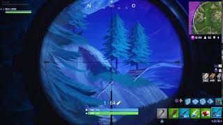 FORTNITE BATTLE ROYAL / SNIPER CLIP / 188m