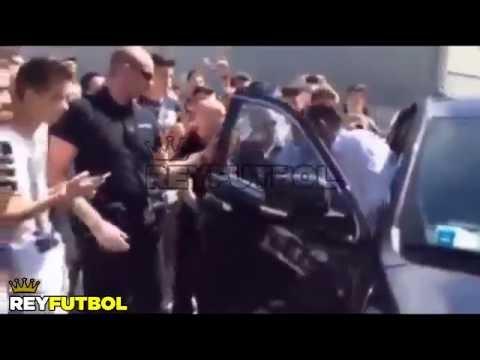 Llegada de Mehdi Benatia a Turin l Juventus