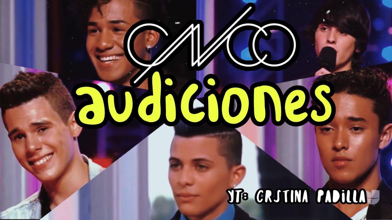 Download AUDICIONES CNCO   LA BANDA