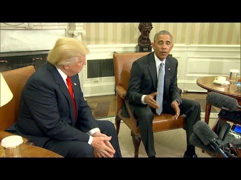 Trump acusa a Obama de espiarlo durante la campaña electoral