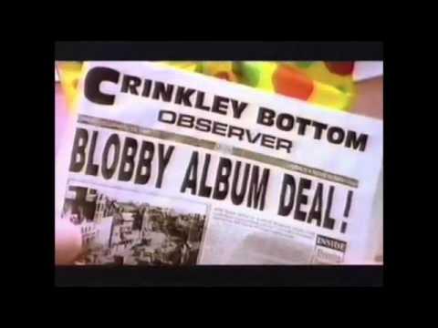 Mr. Blobby Christmas Song - Get it back to #1 Xmas UK Charts 2012