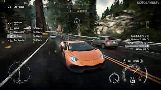Need for Speed Rivals PC - Lamborghini Aventador Gameplay