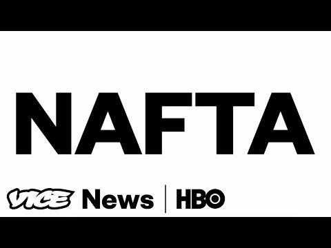 Renegotiating NAFTA In Trump's America (HBO)