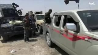 القوات العراقية تحكم السيطرة على قضاء الكرمة في الفلوجة