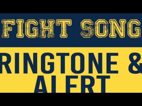 Notre Dame Fight Song Theme Ringtone and Alert