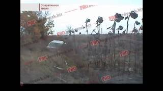 Бердянск 2016 погоня по бездорожью
