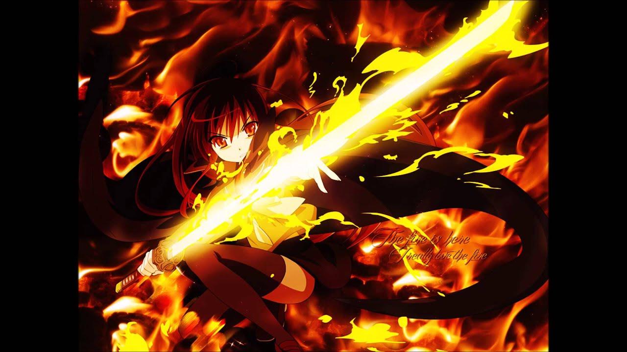 anime fire boy