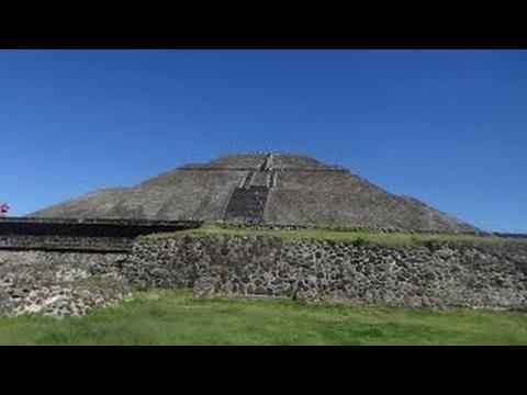 Anunnaki Influence at Teotihuacan with Gerald Clark - 2017