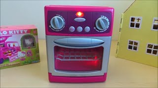 casdon toy working hotpoint washing machine vs pink oven and cooker