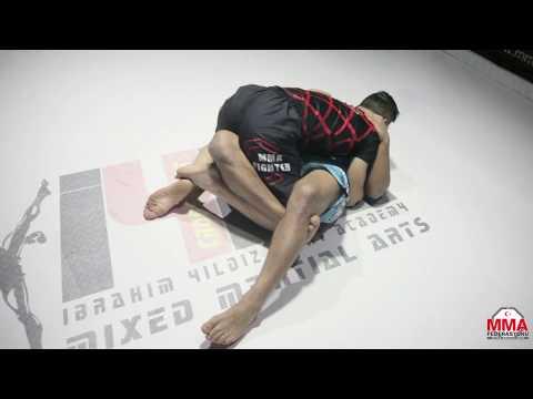 MMA Federasyonu Eğitim Videoları 4 (Half Guard)