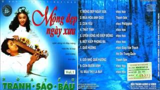 Album Mộng Đẹp Ngày Xưa - Hòa Tấu Bầu Tranh Sáo (Tranh Sáo Nhị)