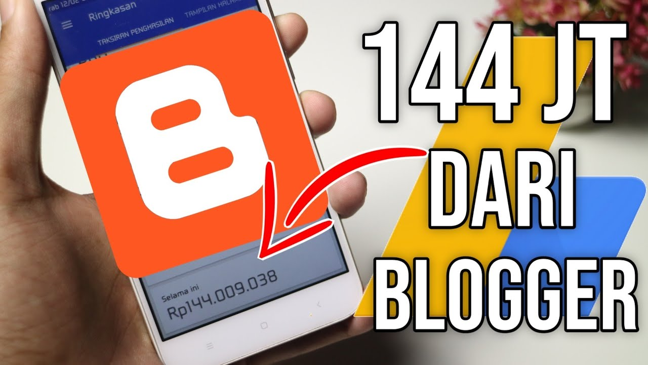 27+ Cara Agar Blog Menghasilkan Uang paling mudah