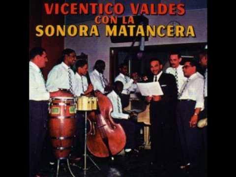 Vicentico valdes y la Sonora Matancera, los aretes de la luna