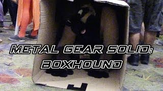 Metal Gear Solid BOXHOUND - Phoenix Comicon 2014