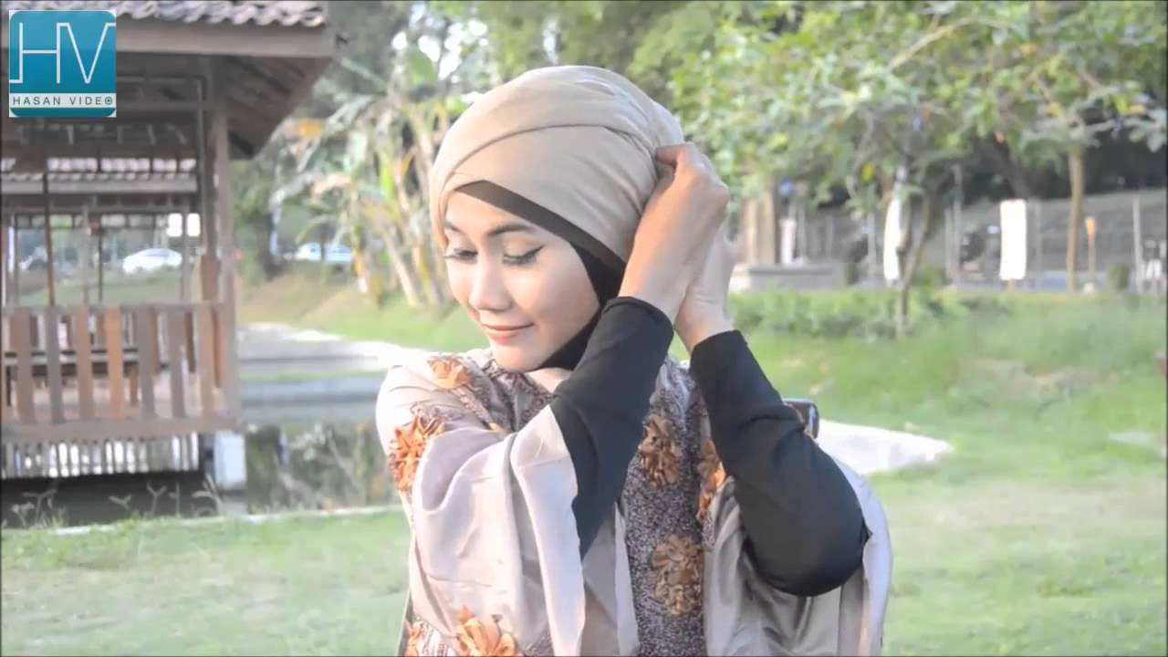 Tutorial Hijab Paris Tutorial Hijab Pesta Dan Wisuda By Didowardah
