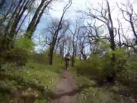 Matthessien Falls / Matthiessen Mtn Madness Mountain bike race