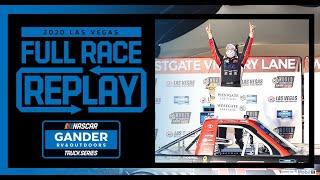 World of Westgate 200 from Las Vegas Motor Speedway | NASCAR Truck Series Full Race Replay