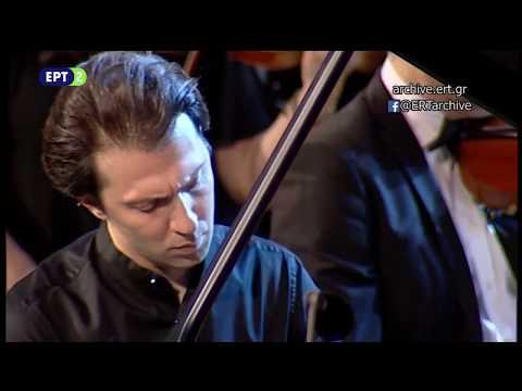 Vassilis Varvaresos - S. Prokofiev Piano Concerto no. 2 in G minor, op. 16 - Anastasios Symeonidis