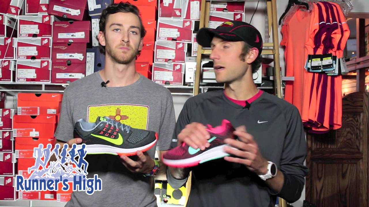 6754d492a8344 Nike Zoom Structure 18 Review - YouTube