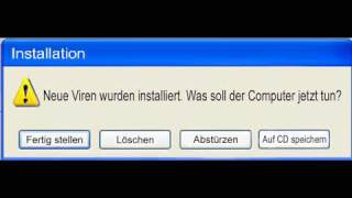 Lustige Windows Fehlermeldungen (Gute Qualität)