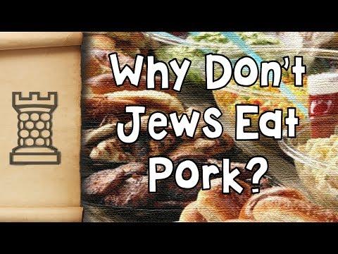 Why do Jews not eat Pork?