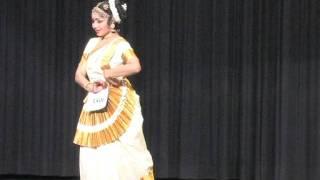 Kalamela 2011 Mohiniyatam Senior 1st Prize Neenu, Adathil