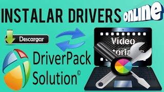 Instalar y Actualizar Los Drivers o Controladores En Windows 7/8/10 | Online...!!!
