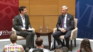 A Conversation with Dominic Barton, Global Managing Director, McKinsey & Company.