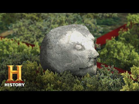 The Curse of Oak Island: NOLAN'S CROSS LEADS TO TREASURE (Part 1) (Season 4) | History