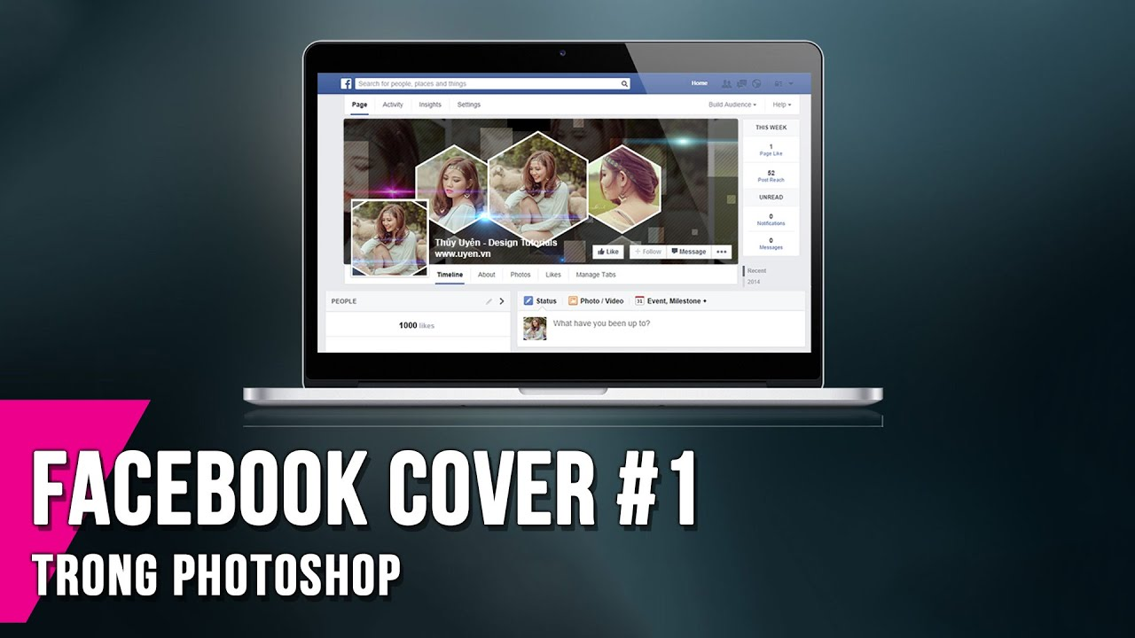 Thiết Kế Facebook Cover #01