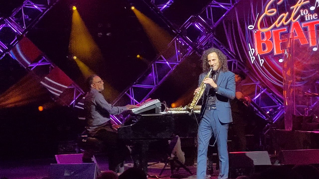 Kenny G Havana Live At Epcot Eat To The Beat 2018