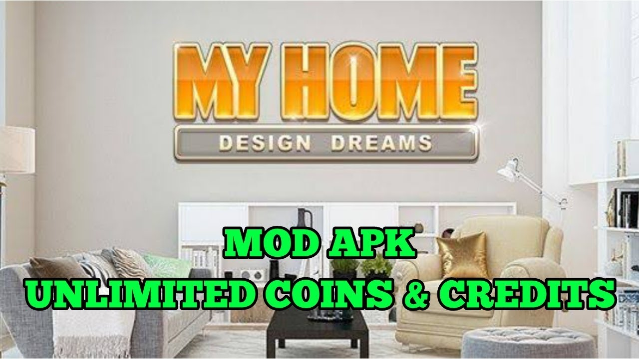 design home apk unlimited money