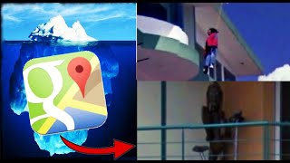 The Google Maps Anomaly Iceberg Explained